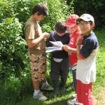 Les parcours GPS en forêt